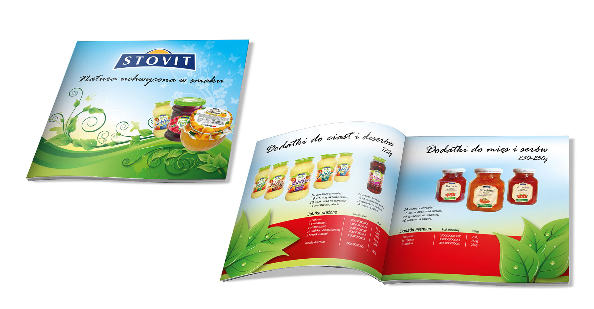 Stovit Products Catalogue