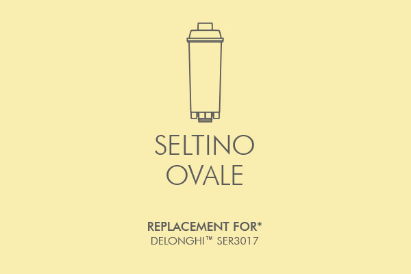 Seltino Coffee Ovale